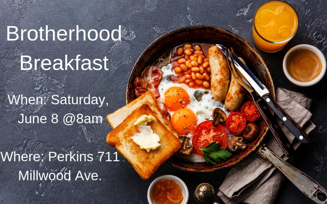 Brotherhood Breakfast
