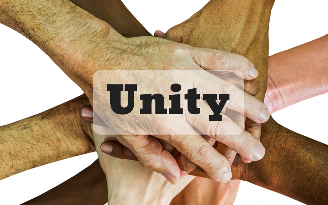 Unity: A Sermon Series by Dr. Bob Vineryard - Greenway Fellowship in Stephens City, VA