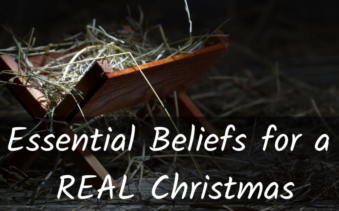 The Virgin Birth Of Jesus – 12/9/18