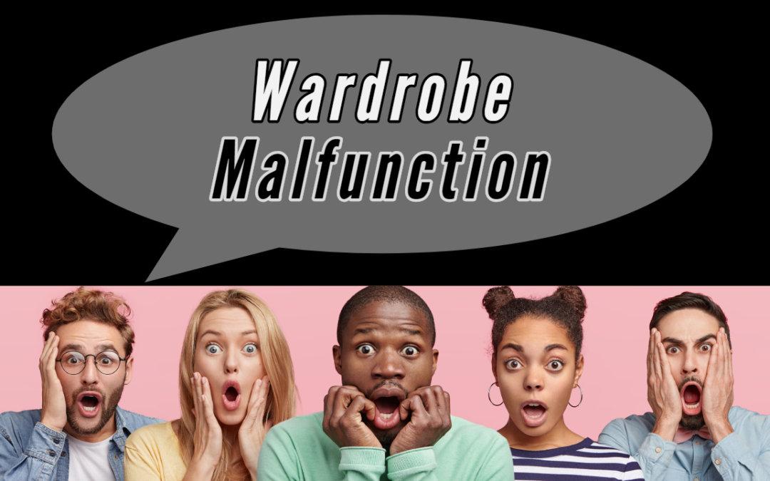 Wardrobe Malfunction // Pastor Chris Sakai // Spirit and Word Fellowship in Stephens City, VA