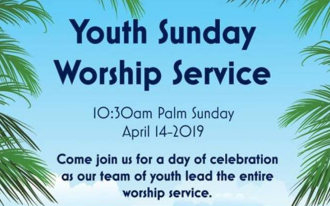Youth Sunday Service and Auction