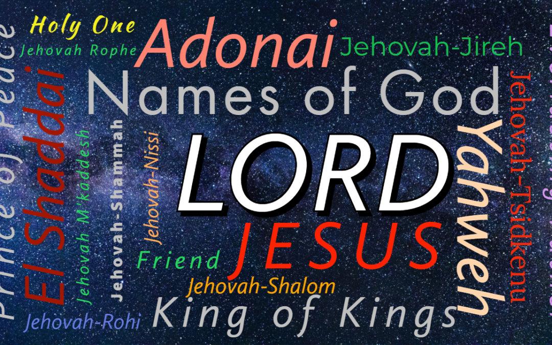 Names of God: Elohim – 4/10/19
