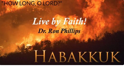 Live By Faith – 04/11/21