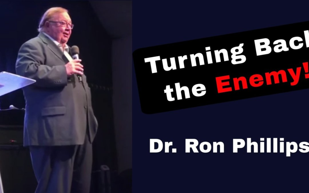 Turning Back the Enemy – 08/01/21 (pm svc)